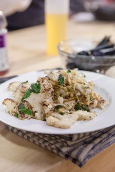 Roasted Cauliflower by Macy's Culinary Council Chef Stephanie Izard