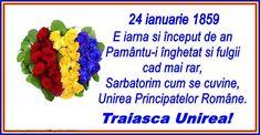 Felicitari de 24 Ianuarie - Traiasca Unirea! 24 ianuarie 1859 - mesajeurarifelicitari.com 1 Decembrie, School, Poster, Crafts, Manualidades, Handmade Crafts, Craft, Arts And Crafts, Artesanato