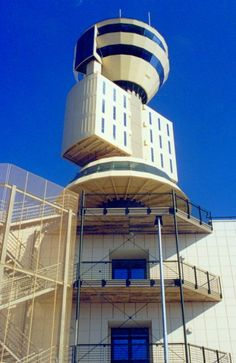 AIR TRAFFIC CONTROL TOWER, MALPENSA 2000 AIRPORT