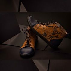 Make your own bespoke pair with Justyna Medon & MYS shoes. Shoes Uk, Luxury Shoes, Custom Shoes, Shoe Collection, Sustainable Fashion, Leather Shoes, Screen Printing, Oxford Shoes, Printed Shoes