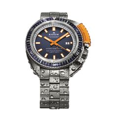 Edox Hydro-Sub Limited Edition