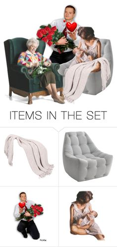"""""""Motherhood"""" by m-kints ❤ liked on Polyvore featuring art and to"""