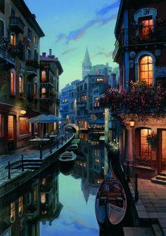 Art Licensing | Licensing Liaison LLC » Eugene Lushpin Portfolio