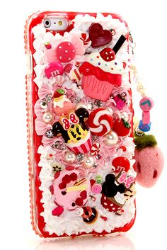 "Yummy Yummy Design iPhone 6 4.7"" case handmade lifeproof phone cover accessories for women"