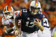 #2 Clemson Upsets Unranked Auburn: Sometimes the Best Team Loses