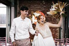 J+S TROUWEN TIJDENS DE FEESTDAGEN | Studio Spruijt Trendy Wedding, Unique Weddings, Wedding Dresses, Studio, Fashion, Bride Dresses, Moda, Bridal Gowns, Fashion Styles