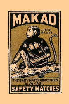 Thousands of companies manufactured matches worldwide and used a variety of fancy labels to make their brand stand out. The match boxes had unusual topics but some were much prettier than others. Feat