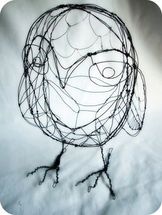 Wired owl