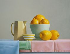 Gallery Henoch - Janet Rickus, Borrowed Series II, Oil on Canvas, x Foto Still Life, Still Life 2, Still Life Drawing, Still Life Oil Painting, Still Life Photos, Life Pictures, Object Photography, Still Life Photography, Landscape Photography