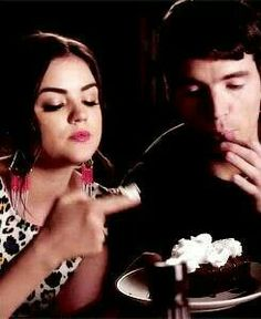 Love them. Still shipping ezria. Hardcore. Even after last nights ep