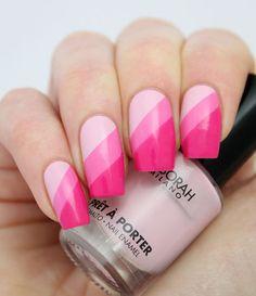 Pink Candy Nails | Deborah Milano