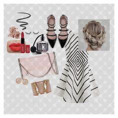 """style 2"" by yustikurnia on Polyvore featuring STELLA McCARTNEY, Halston Heritage, Sephora Collection, Bobbi Brown Cosmetics, L'Oréal Paris, Victoria's Secret, Zara, M&Co and Saachi"