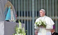 Pope Frances,May the month of Mary
