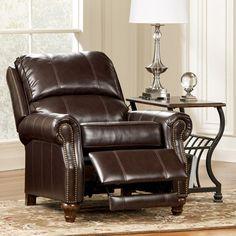 Gilford Reclining Arm Chair.