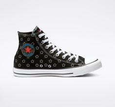 08a850c0ba60c Converse x Hello Kitty Chuck Taylor All Star High Top Fashion Styles
