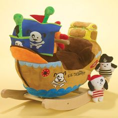 just for a little pirate! Love to get this for the next grandson