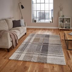 Royal Nomadic 7611 Rose/Cream Rug by Think Rugs Cream Living Rooms, Living Room Grey, Rugs In Living Room, Living Room Decor, Salons Cosy, Geometric Rug, Grey Rugs, Pink And Grey Rug, Modern Rugs