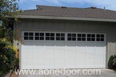 Roll Up Garage Door By A 1 Overhead Door Company In Santa Cruz.  Http://www.aonedoor.com/ | Garage Doors | Pinterest | Garage Doors, Doors  And Gates