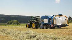 Was ist eigentlich Heulage und wofür wird sie verwendet? Wir beschäftigen uns mit dem Thema auf goeweil.com ᐅ Tractors, Vehicles, Hay, Car, Vehicle, Tools