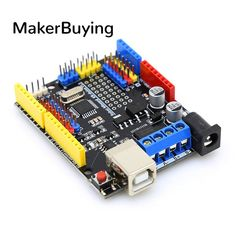 Development board R3 UNO upgrade compatible with Arduino with motor drive chipCH340 TB 6612FNG SNA187 Diy Electronics, Consumer Electronics, Analog Signal, Development Board, Accessories Store, Arduino, Usb Flash Drive, Chips, Digital