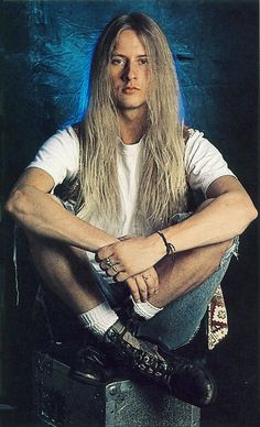 Jerry Cantrell❤️❤️❤️