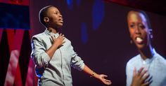"""""""I was the mystery of an anatomy, a question asked but not answered,"""" says poet Lee Mokobe, a TED Fellow, in this gripping and poetic exploration of identity and transition. It's a thoughtful reflection on bodies, and the meanings poured into them."""