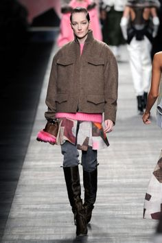 Fendi autumn/winter 2014/15