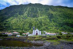 Fajã da Caldeira de Santo Cristo, São Jorge por/by António Gamito, Azores, Acores, Portugal