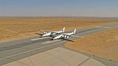 Worlds Largerst Airplane Longer than a football field