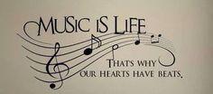 I need music