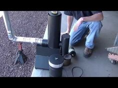 Rocket Stove Heater Introduction - YouTube
