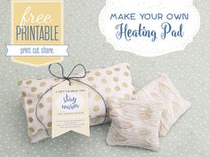 Check out this American Lifestyle Magazine blog post! Warm Up the Winter with a Homemade Heating Pad