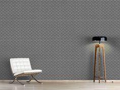 Design #Tapete Samurai Schwarzweiss Samurai, Self Adhesive Wallpaper, Asia, Wall Papers, Monochrome, Samurai Warrior