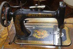 Vintage Sewing Machine Shop