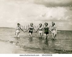 Retro Swimsuit Man Stock Photos, Images, & Pictures | Shutterstock