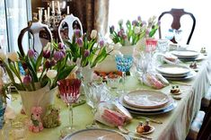Resurrection Sunday is my most important day of each year. Easter 2018, April 1st, Tablescapes, Entertaining, Spring, Women, Women's, Table Centerpieces, Funny