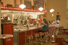 Woolworth Walk Soda Fountain - My Grandma Lewis would take me to Woolworth in downtown Indianapolis and we would sit at the counter and eat lunch and then shopping!!!!!