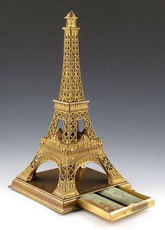 W. Avery & Son Eiffel Tower Needle Case