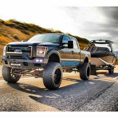 Lifted Dodge, Dodge Trucks, New Trucks, Custom Pickup Trucks, Ford Powerstroke, Future Trucks, Old Fords, Boy Toys, Diesel Trucks