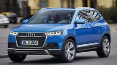 The #Audi #Q1 is an all new baby SUV, which will become a part of Audi's SUV range in 2016th.