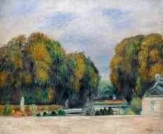 Versailles, Renoir 1900, Fade Resistant HD Art Print in Art, Prints   eBay
