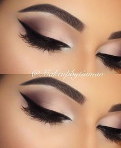 The hottest eye makeup looks - makeup trends - . - The hottest eye makeup looks – makeup trends – heißesten # - Prom Eye Makeup, Smokey Eye Makeup, Skin Makeup, Bridal Makeup, Wedding Makeup, Makeup Brushes, Homecoming Makeup, Eyeshadow Makeup, Hair Wedding