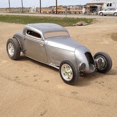 Hot Wheels - Crazy 33 Coupe nearing completion by @byrons69 man this thing looks so sinister right? @eblackdesign #ford #coupe #1933 #hamb #raked #stance #chopped #hotrod #streetrod #custom #lowfastfamous