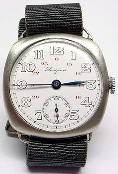 1933 : Military Trench Watch