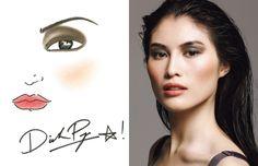 shiseido makeup.  Great stuff!