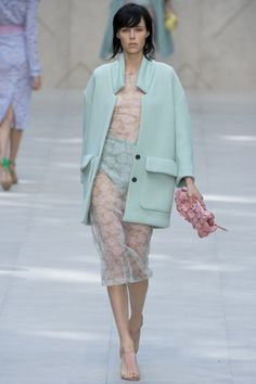 Sfilata Burberry Prorsum Londra - Collezioni Primavera Estate 2014 - Vogue