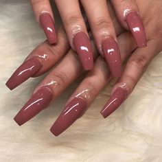 Here are some hot nail art designs that you will definitely love and you can make your own. You'll be in love with your nails on a daily basis. Sexy Nails, Love Nails, Nails On Fleek, Perfect Nails, Gorgeous Nails, Pretty Nails, Nails & Co, Hair And Nails, Matte Nails