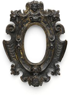 Frame - Victoria & Albert Museum - Search the Collections Antique Picture Frames, Antique Frames, Old Frames, Victorian Style Homes, Victorian Art, Renaissance Furniture, Tire Art, Art Mat, Medieval Jewelry
