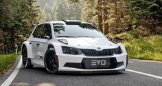 Skoda Fabia, Modified Cars, Rally Car, Vw Passat, My Ride, Amazing Cars, Fast Cars, Cars And Motorcycles, Cool Cars