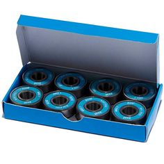 CCS Premium Skateboard/Longboard Blue Steel Bearings ABEC 7 Pack of 8 … CCS ABEC 7 Bearings 8 pack *** You can get additional details at the image link. (This is an affiliate link) Skateboard Bearings, Skateboard Parts, Electric Skateboard, Blue Shield, Complete Skateboards, Premium Brands, Brand You, Chrome, Packing
